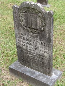 Elder Martin Ball