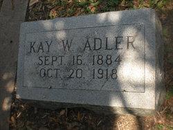 Kay Wallace Adler