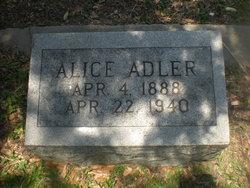 Alice Pauline Adler