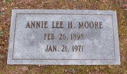 Annie Lee Moore