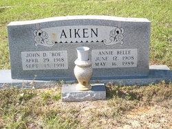 Anne Belle <i>Beamer</i> Aiken