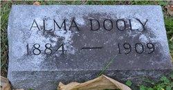Alma <i>Hasty</i> Dooly