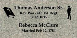 Thomas Anderson, Sr