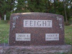 Nora V <i>Clites</i> Feight
