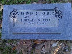 Virginia <i>Conerly</i> Zuber