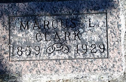 Marcus L Clark