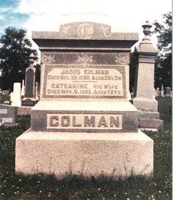 Catharine <i>Dipplehofer</i> Colman