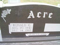 Ronald G. Acre