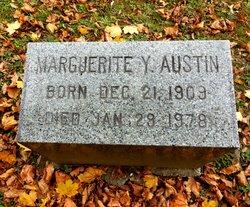 Marguerite <i>Young</i> Austin