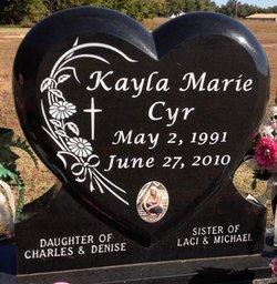 Kayla Marie Cyr