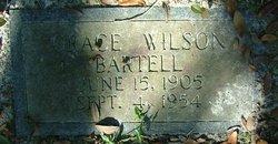 Grace <i>Wilson</i> Bartell