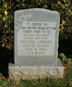 Pauline Askinas