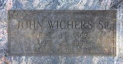 John Wichers, Sr