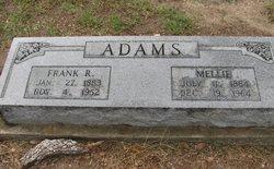 Frank R Adams