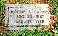 Mollie B. Carnes