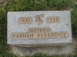Hannah Alderdice