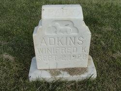 Winifred K. Adkins