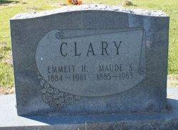 Maude <i>Shipley</i> Clary