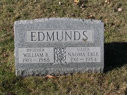 William R Edmunds