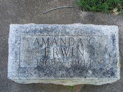 Amanda Cordelia <i>McCaw</i> Erwin
