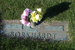 Oleva <i>Oller</i> Borkhardt