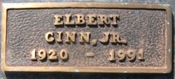 Elbert Ellsworth Ginn, Jr