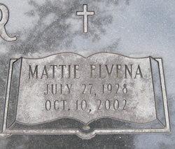 Mattie Elvena <i>Wallace</i> Carter