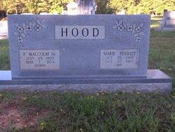 Marie <i>Perritt</i> Hood