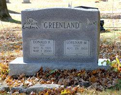 Donald R Greenland