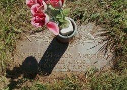 Joseph Marion Anderson