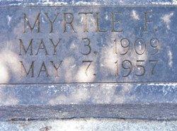 Myrtle Louise <i>Forrester</i> Babb