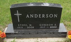 Gordon Emanuel Anderson