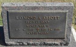 Raymond Andrew Abbott