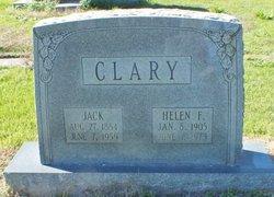 Helen Frances <i>Clary</i> Clary