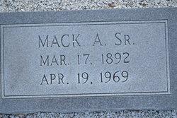 Mack Alfred Carter, Sr