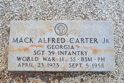Mack Alfred Carter, Jr