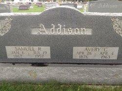 Avery C Addison