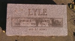 Dr James McCampbell Jim Lyle, Jr