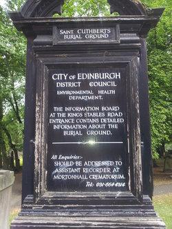 Saint Cuthbert's Churchyard