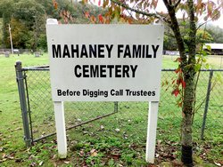 Mahaney Family Cemetery