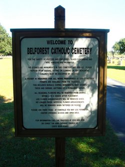 Belforest Catholic Cemetery