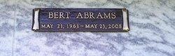 Bert Abrams