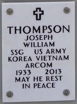 Joseph William Thompson