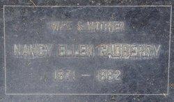Nancy Ellen <i>Teer</i> Gadberry