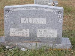 Claude N. Altice