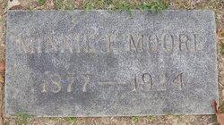 Minnie Francis <i>Perkinson</i> Moore
