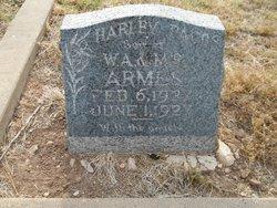 Harley Armes