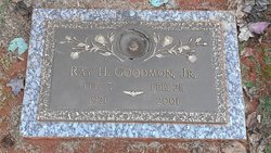 Ray Hayes Goodmon, Jr