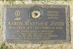 Aaron Matthew Jones