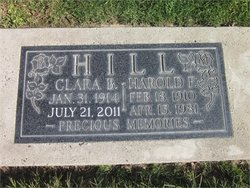 Clara B <i>Armstrong</i> Hill